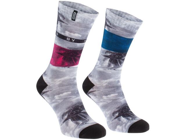 ION Seek Socks, aop